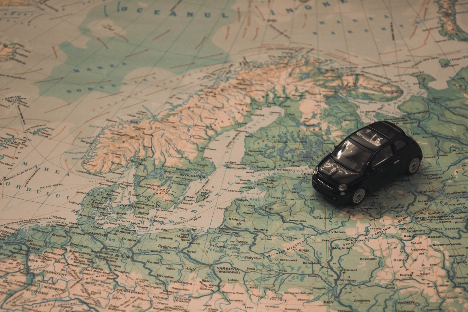 Adventure baltic sea car 21014