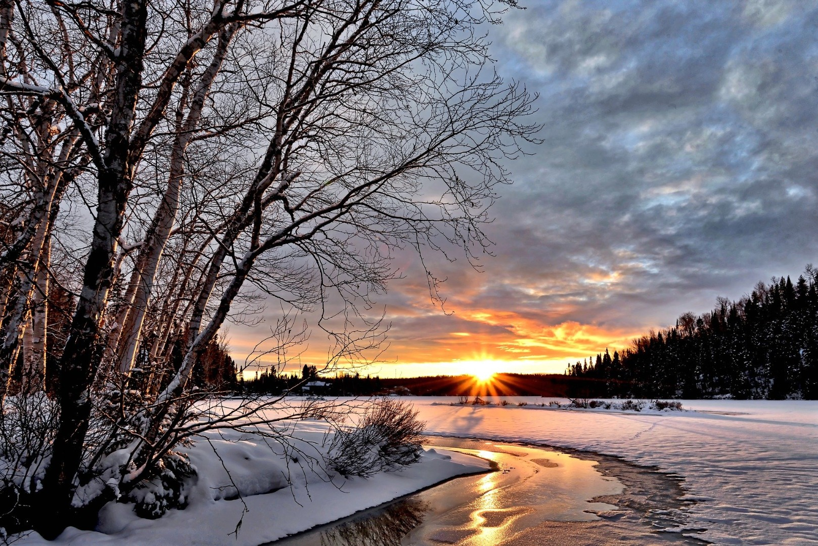 Winter landscape 2995987 1920